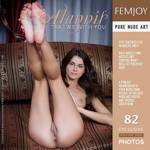 Alannis - `Take Me with You` - by Marian Silva for FEMJOY