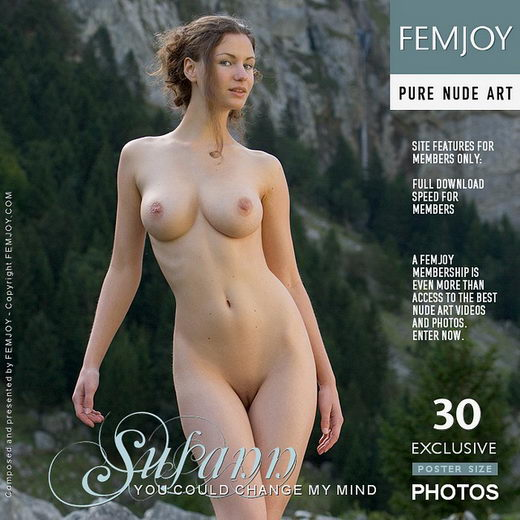 Susann - `You Could Change My Mind` - by Stefan Soell for FEMJOY