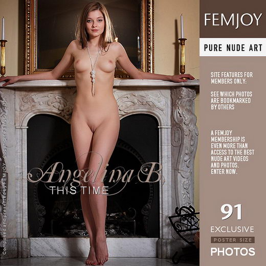 Angelina B - `This Time` - by Valentino for FEMJOY