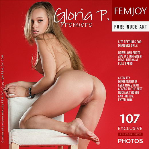 Gloria P - `Premiere` - by Valentino for FEMJOY