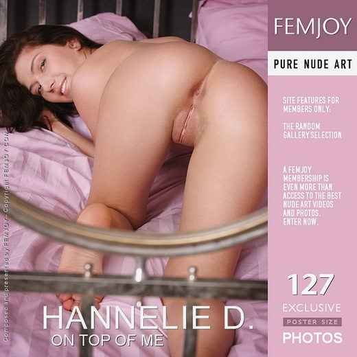 Hannelie D - `On Top Of Me` - by Platonoff for FEMJOY