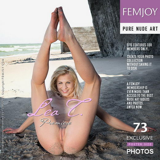 Lea T - `Premiere` - by Ulyana for FEMJOY