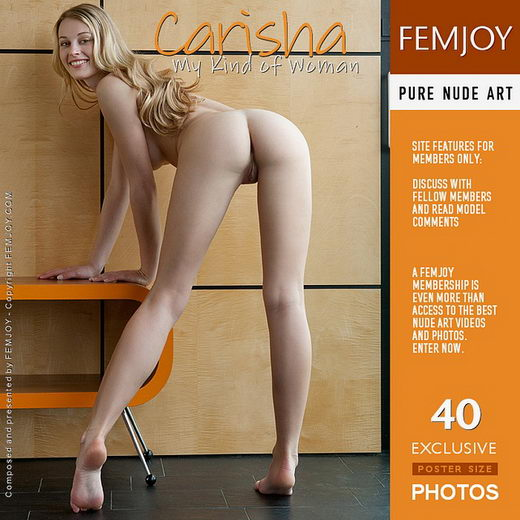 Carisha - `My Kind of Woman` - by Stefan Soell for FEMJOY