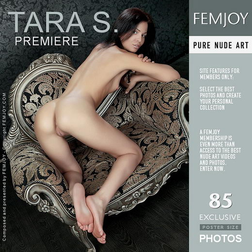 Tara S - `Premiere` - by Vaillo for FEMJOY