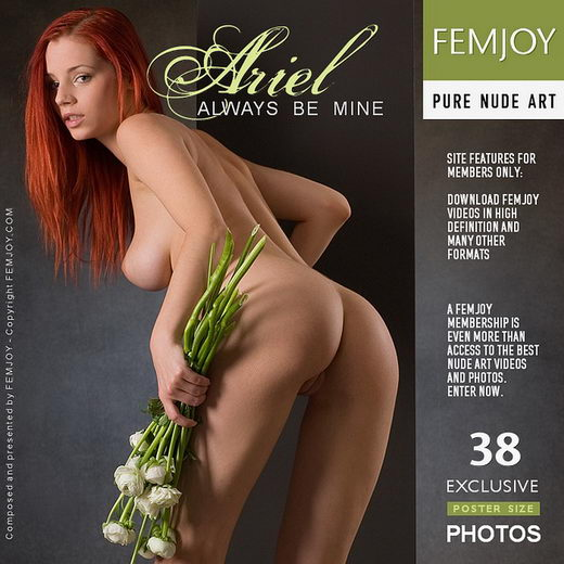 Ariel - `Always Be Mine` - by Stefan Soell for FEMJOY