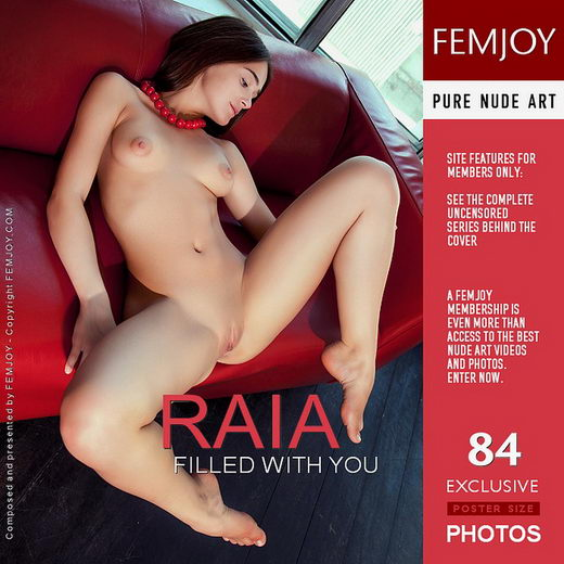 Raia - `Filled With You` - by Vaillo for FEMJOY