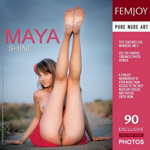 Maya - `Shine` - by Palmer for FEMJOY