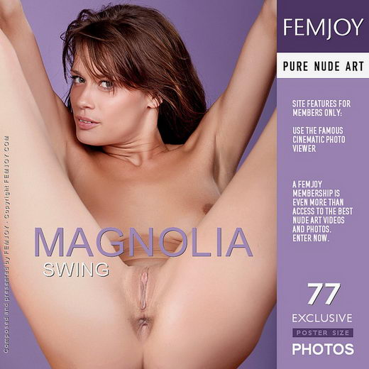 Magnolia - `Swing` - by Tom Rodgers for FEMJOY