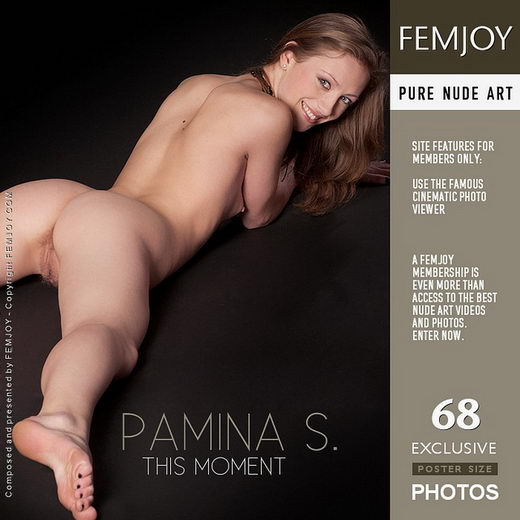 Pamina S - `This Moment` - by Domingo for FEMJOY