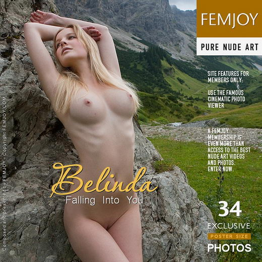 Belinda - `Falling into You` - by Stefan Soell for FEMJOY