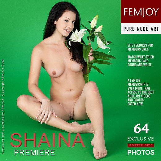 Shaina - `Premiere` - by Ulyana for FEMJOY