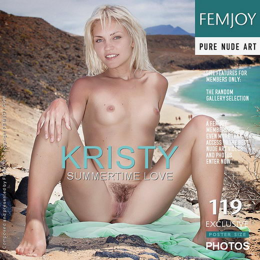 Kristy - `Summertime Love` - by Palmer for FEMJOY
