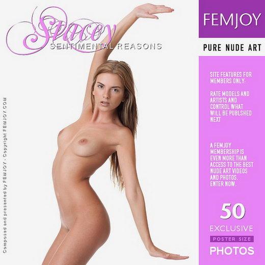 Stacey - `Sentimental Reasons` - by Stefan Soell for FEMJOY