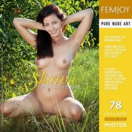 Shaina  from FEMJOY