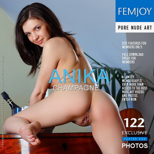 Anika - `Champagne` - by Valentino for FEMJOY