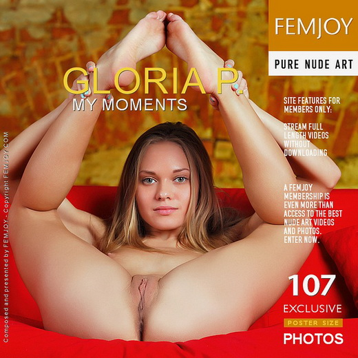 Gloria P - `My Moments` - by Valentino for FEMJOY