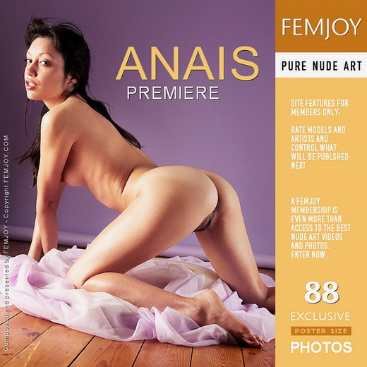 Anais - `Premiere` - by Leon for FEMJOY
