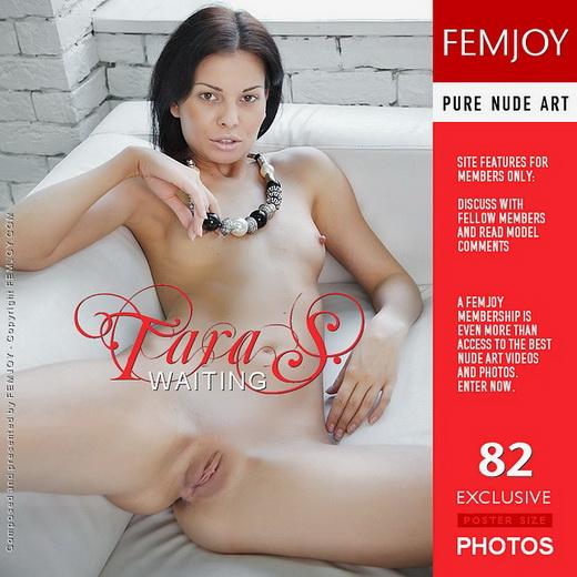 Tara S - `Waiting` - by Vaillo for FEMJOY