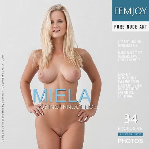 Miela - `Losing Innocence` - by Stefan Soell for FEMJOY