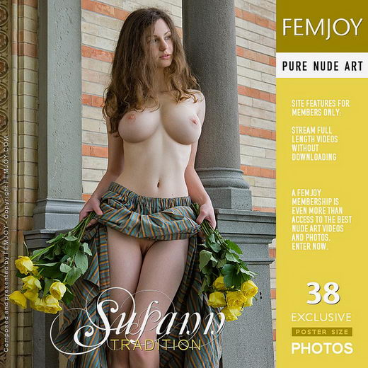 Susann - `Tradition` - by Stefan Soell for FEMJOY