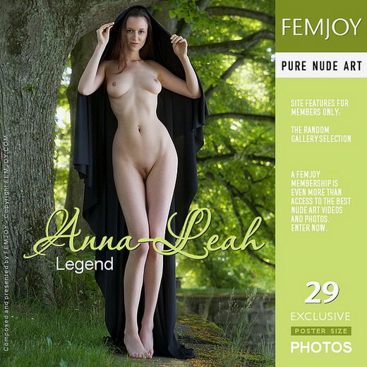 Anna-Leah - `Legend` - by Stefan Soell for FEMJOY