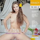 Elena M in Sweet About Me gallery from FEMJOY by Marsel