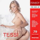 Tessi in Always Here gallery from FEMJOY by Domingo