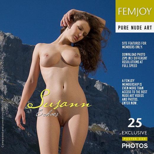 Susann - `Echoes` - by Stefan Soell for FEMJOY