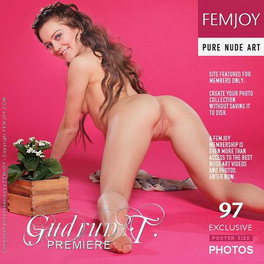 Gudrun T - `Premiere` - by Platonoff for FEMJOY