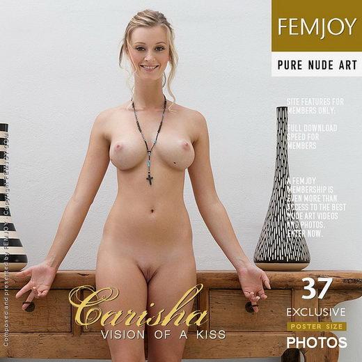 Carisha - `Vision Of A Kiss` - by Stefan Soell for FEMJOY