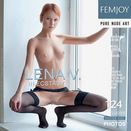 Lena V - `In Ecstasy` - by Kiselev for FEMJOY