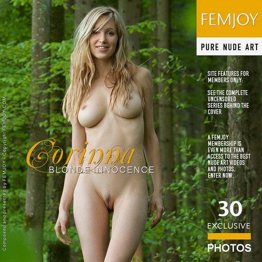 Corinna - `Blonde Innocence` - by Stefan Soell for FEMJOY