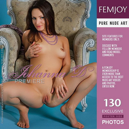 Johanna D - `Premiere` - by Platonoff for FEMJOY