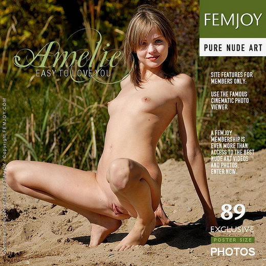 Amelie - `Easy To Love You` - by Jan Svend for FEMJOY