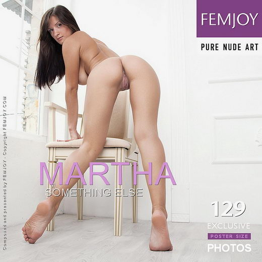 Martha - `Something Else` - by Alexandr Petek for FEMJOY