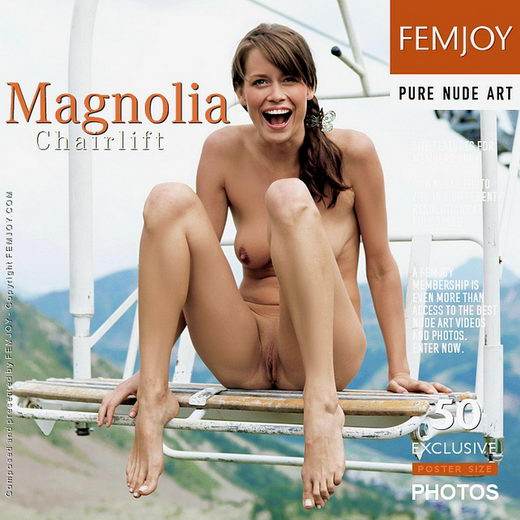 Magnolia - `Chairlift` - by Tom Rodgers for FEMJOY