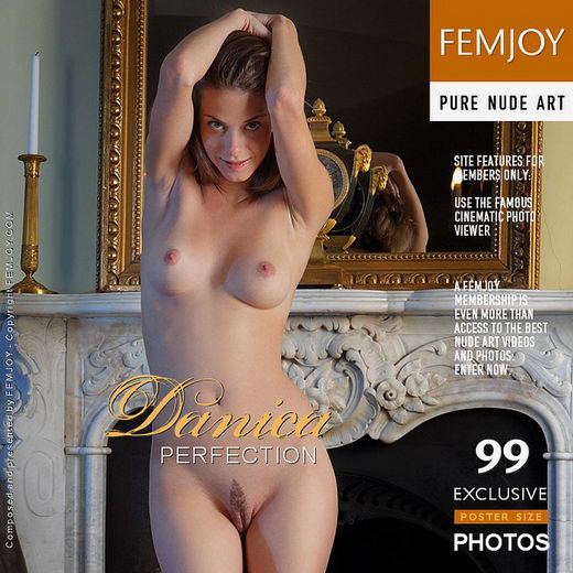 Danica - `Perfection` - by Platonoff for FEMJOY