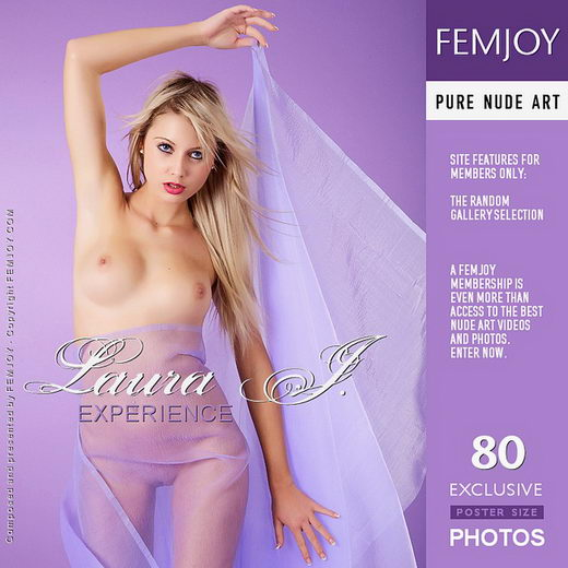 Laura J - `Experience` - by Chris F for FEMJOY