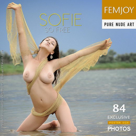 Sofie - `So Free` - by Sven Wildhan for FEMJOY
