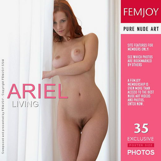 Ariel - `Living` - by Stefan Soell for FEMJOY