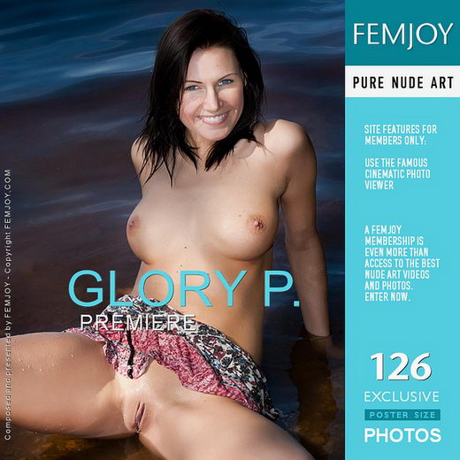 Glory P - `Premiere` - by Domingo for FEMJOY