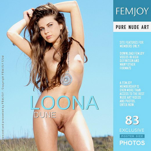 Loona - `Dune` - by MG for FEMJOY