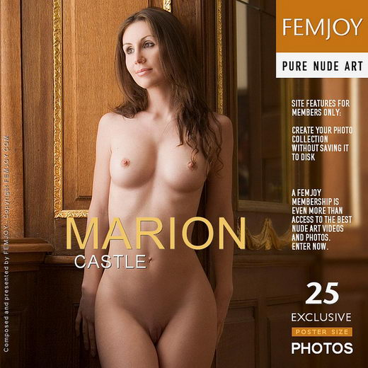 Marion - `Castle` - by Stefan Soell for FEMJOY