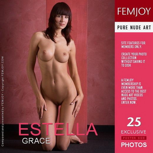 Estella - `Grace` - by Stefan Soell for FEMJOY