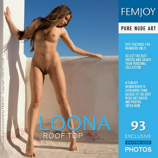Loona - `Roof Top` - by MG for FEMJOY