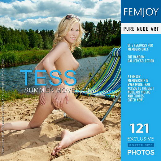 Tess - `Summer Moved On (TESS typo)` - by Domingo for FEMJOY