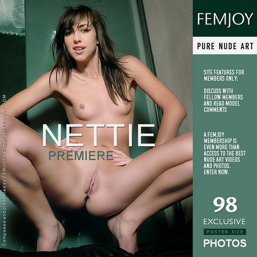 Nettie - `Premiere` - by MG for FEMJOY