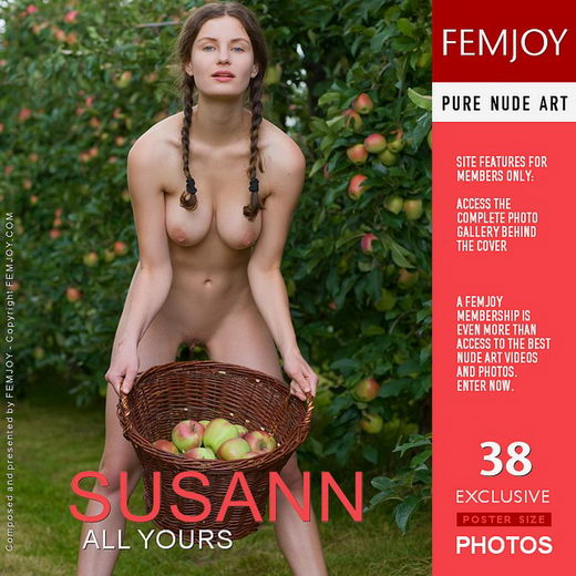 Susann - `All Yours` - by Stefan Soell for FEMJOY