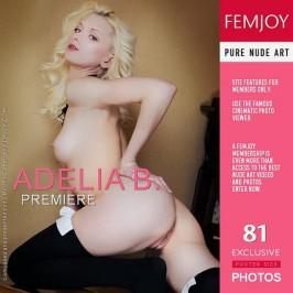 Adelia B  from FEMJOY