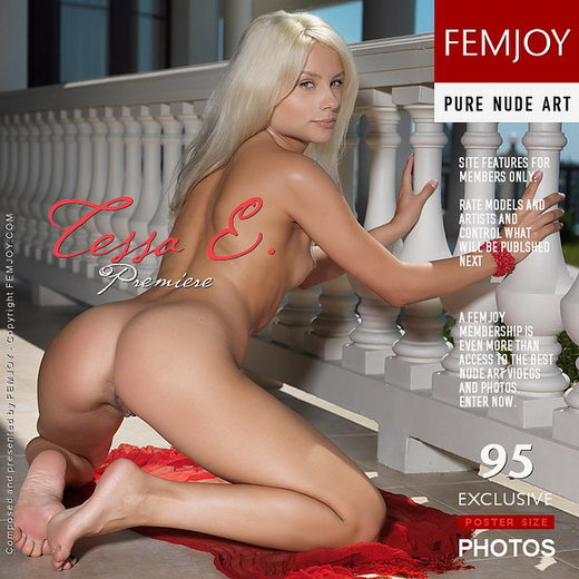 Tessa E - `Premiere` - by Peter Olssen for FEMJOY